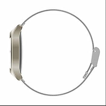 Smart Bracelet Fitness Tracker Schrittzähler Mit Fitness Tracker, Kalorienzähler, Schlafüberwachung, Distanz, Sportuhr Mit Android Ios Smartphones 2