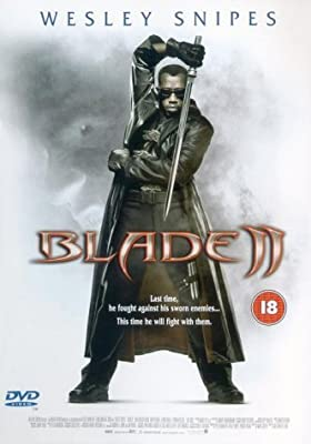 Blade II [DVD] [2002] by Wesley Snipes