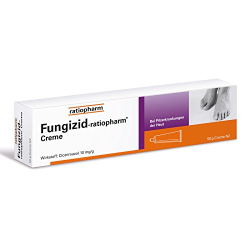 Fungizid-ratiopharm 50 g -