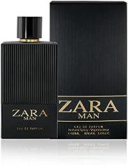 Zara Man Eau de Parfum By Fragrance World For Unisex, 100ml