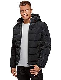 Amazon Hombre es Ropa oodji abrigo Ropa de Ultra w1T64a1q