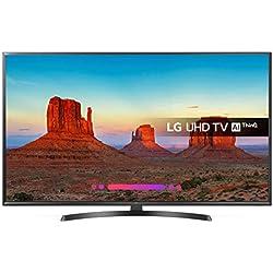 """LG LG 65UK6470 65"""" 4K Ultra HD Smart TV WiFi Gris écran LED"""