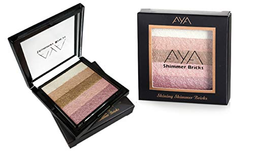 AYA Shimmer Brick Highlighter/Eyeshadow (02)