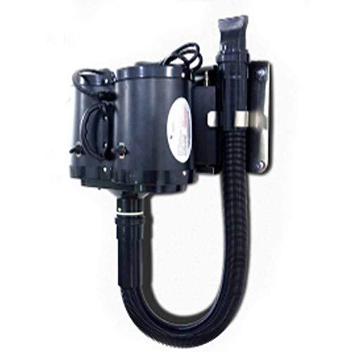 XIAOXUE Haustier Fön Heimtierbedarf Haustier Wasser Gebläse Wandmontage Motor Geräuscharm Dual Motor Gebläse