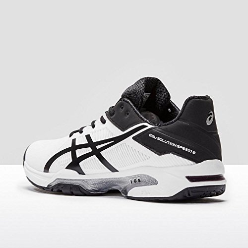 ASICS Gel-Solution Speed 3 Chaussure Sport En Salle - AW16 Black