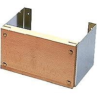 Osculati 47.377.00 - Supporto inox fissaggio a parete 12 HP (Wall SS outboard bracket 12 HP)