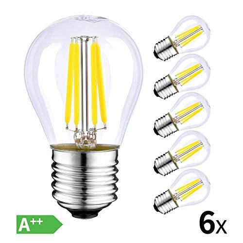 LED-Leuchtmittel E27, 4W