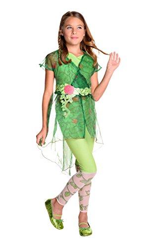 Rubie Costume di lusso originale da super eroina DC da Poison Ivy