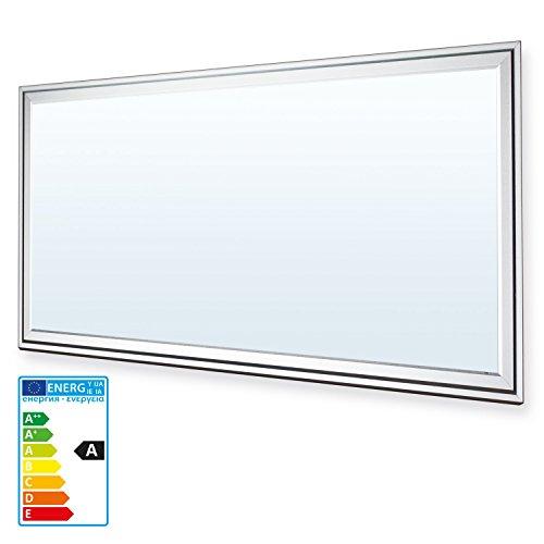 Standard Einbauleuchte Panel (LEDVero 1er Set 30x60cm Ultraslim LED Panel 20W, 1600lm, 6000K Deckenleuchte mit Befestigungsclips und EMV2016 Trafo -Kaltweiß- Energieklasse A+)