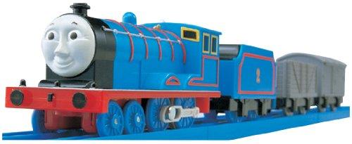 Plarail - THOMAS & FRIENDS: TS-02 Plarail Edward (Model Train) (Edward Zug)