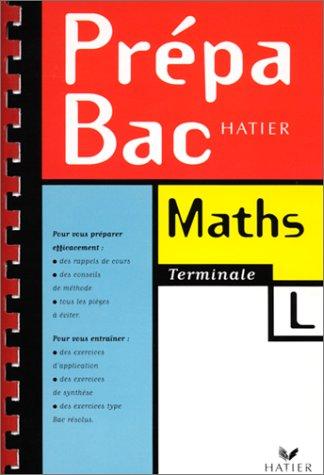 Prépabac mathématiques, terminale L, et enseignement scientifique par René Merckhoffer
