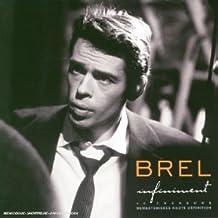 Coffret 2 CD : Brel Intense - Format SACD hybride (inclus 5 inédits)