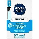 NIVEA MEN After Shave Lotion, Sensitive Cooling, 100ml