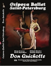 Import New DVD 2011 Don Quixote