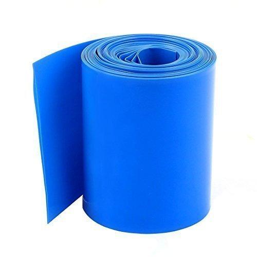 sourcingmapr-10-metri-lungo-64mm-blu-pvc-manicotti-termorestringenti-copertura-per-aa-batteria