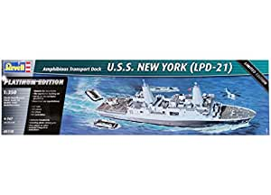 Revell - 05118 - Maquette - U S S New York