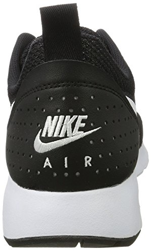Nike Herren Air Tavas Sneakers Schwarz (Black/White)