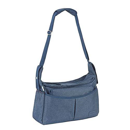 Sac à langer BabyMoov Urban Bag Bleu chiné