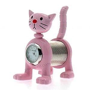 Horloge miniature mouvement a quartz analogique pour for Maison classique emporium