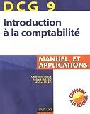 Introduction comptabilité DCG9 - Manuel et applications