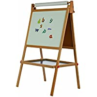 Tidlo Wooden Double Sided Easel with Paper