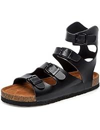 Rieker 62821-14 - Sandalias de vestir para mujer, color, talla 37 EU