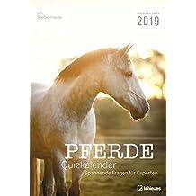 Pferde Quizkalender 2019: Wochenkalender