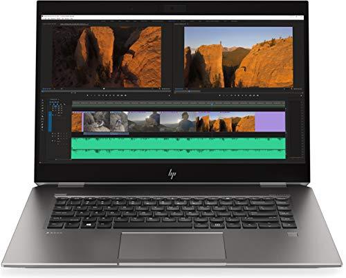 HP ZBook Studio G5 Intel i9-8950HK 39,6cm 15,6Zoll FHD 2x16GB 512GB/SSD NVIDIA/P1000 AC BT FPR W10PR