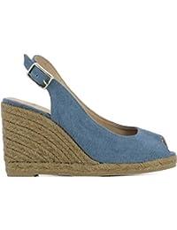 Castañer Para Zapatos Black es Arc Amazon Mujer qRwBFCv