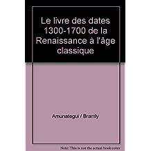 Le livre des dates (French Edition)