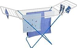 Wäscheständer, Wäschetrockner, Flügelwäscheständer, Flügelwäschetrockner (18 Meter)