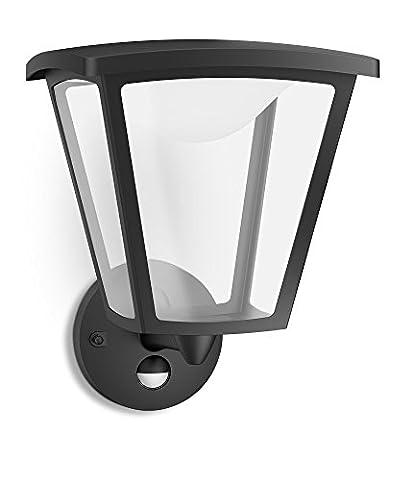 Philips luminaire extérieur LED applique avec détection montante Cottage