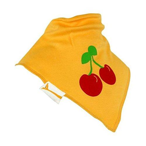 Yellow Sweet Cherries Bandana Bib