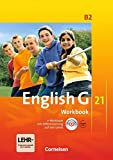 English G 21 - Ausgabe B / Band 2: 6. Schuljahr - Workbook mit Audio-Materialien