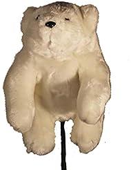 essepiemme Golf–coprilegno forme d'ours en polyester, flax, selon norme CE