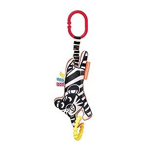 Manhattan Toy 218190 Wimmer Ferguson Tiger Juguete de Viaje para bebé