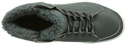 Puma PUMA Rebound v.2 Hi Winter Unisex-Erwachsene Hohe Sneakers Grau (dark shadow-limestone gray 01)