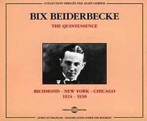 The Quintessence 1924-1930