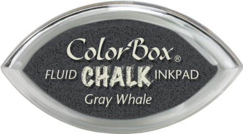 ColorBox Fluid Chalk Cat's Eye Ink Pad-Gray Whale
