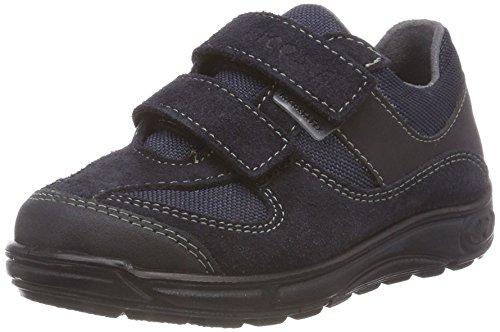 RICOSTA Jungen NINO Sneaker, Blau (See/Ozean 185), 36 EU Boys-school-sneakers