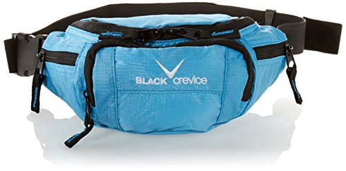 Black Crevice–Marsupio, Unisex, Hüfttasche, verde, 26 x 6 x 11 cm, 2 Liters blu