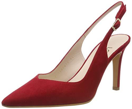 1bb3883b 1 lodi RAIAN, Zapatos de tacón con Punta Cerrada para Mujer, Rojo Tristan,  37