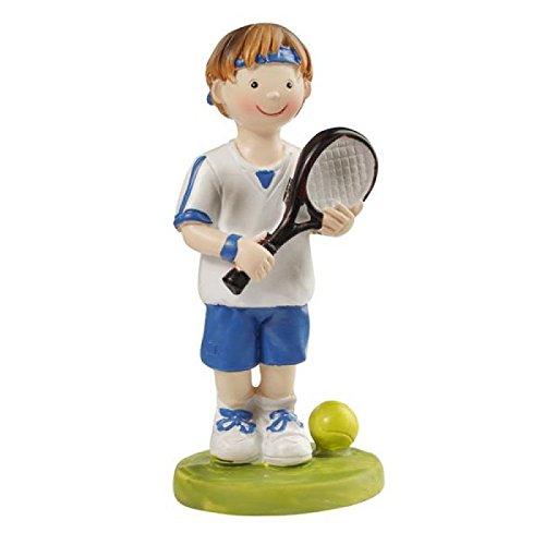 CREApop® Tennis-Spieler 8,5 cm (Tennis-spieler)