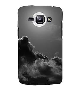PrintVisa Tunderstorm 3D Hard Polycarbonate Designer Back Case Cover for Samsung Galaxy J1 2016 :: Samsung Galaxy J1 2016 Duos :: Samsung Galaxy J1 2016 J120F :: Samsung Galaxy Express 3 J120A :: Samsung Galaxy J1 2016 J120H J120M J120M J120T