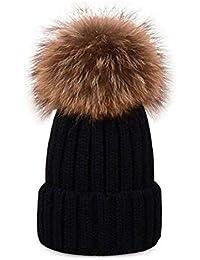 Ericotry inverno caldo cappello Fashion genitore-bambino morbido uncinetto cb7d0328aeaf