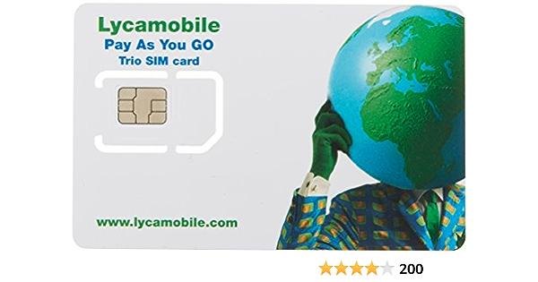 Prepaid Sim Karte Telefonie Und 1000mb Highspeed Daten Für Die Usa Inkl Telefonie Nach Deutschland Elektronik