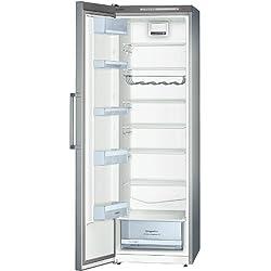 Bosch KSV36VI30 freestanding 346L A++ Stainless steel fridge - fridges (Freestanding, Stainless steel, Left, 346 L, 348 L, SN-T)