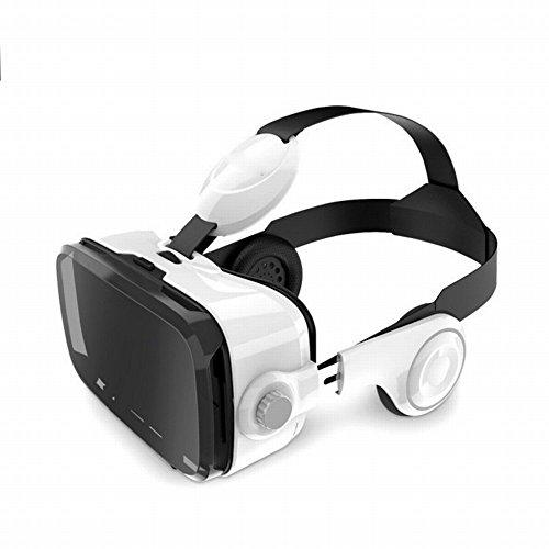 GCC Kleines Haus Z4Vr Gläser Eine Maschine Virtuelle Realität 3D, AR Augen Huawei 4D Headset RV Handy Gewidmet,Weiß,Einheitsgröße