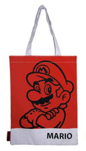 Nintendo Super Mario 2D-Retro-Shopper