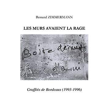 Les murs avaient la rage: Graffitis de Bordeaux (1993-1996)